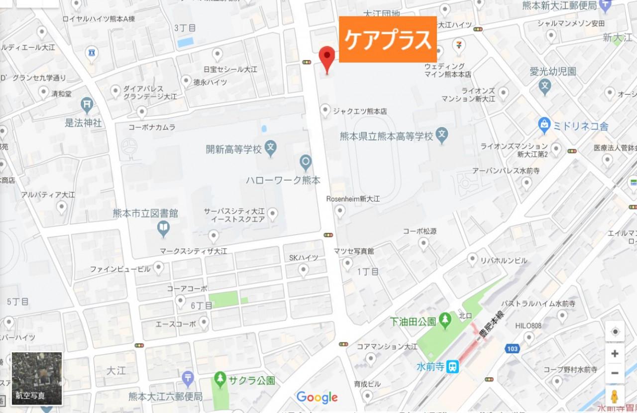 大江map