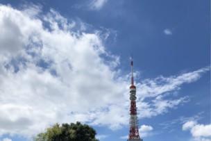 東京タワー🗼