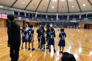 バスケ 4年生大会編