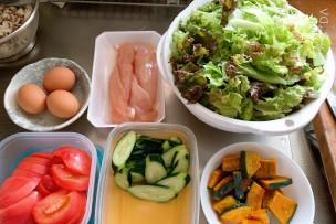 野菜生活🍅🍆🥑🥦🥒🌶🌽🥕🥔🍠